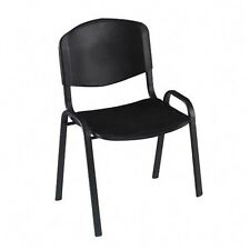 Safco Contour Stack Chair - 4185BL