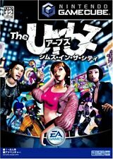 The Urbz: Sims In City (2005) New Factory Sealed Japan Gamecube GC Import