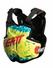 Leatt Adult ROX 2.5 Chest Protector Lime Teal MX Motocross ATV Protection Guard