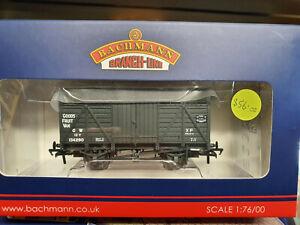 Bachmann 37-751D 12Ton Ventilated Fruit Van GWR Grey OO gauge BNIB