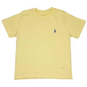 Polo Ralph Lauren Kid's Classic Round Neck S/S T-Shirt