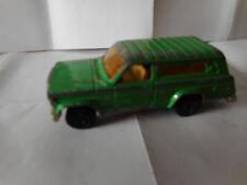 Majorette 236  vintage 1/64 jeep cherokee die cast model