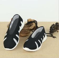 Men's Wudang Taoist Kung Fu Shoes Taichi Wu shu Shaolin Wing chun Monk Sneakers