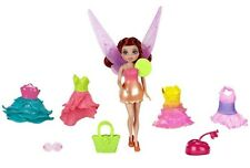 Disney Fairies Rosetta's Resort Doll and Fashions Set Collectible NIB