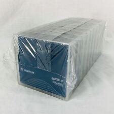 Fujifilm LTO Ultrium3 Data Cartridge Lot of 10 New Sealed
