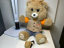 Teddy Ruxpin 26000 Interactive Bear With Bluetooth - Brown