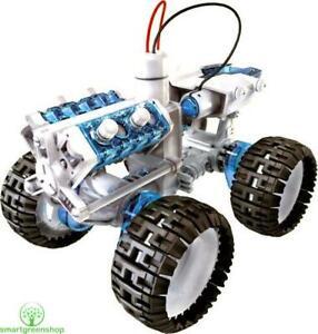 POWERplus Thunderbird Salt Water Powered Monster Car