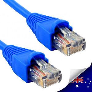 6M Ethernet Cat 6 UTP RJ45 LAN Network Cable / RJ45 Straight - NEW