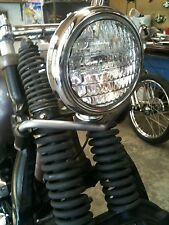 Vintage Antique Chopper Motorcycle Bobber Headlight Street Rat Rod New Nice!!