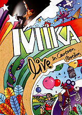 Mika : Live in cartoon motion (DVD)