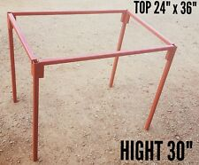 HEAVY DUTY MARKET STALL TABLE ( 4ft x3ft )