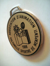 MEDAILLE 1988 ASSOCIATION SPORTIVE MENPENTI MARSEILLE PROVENCE