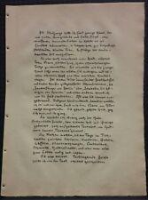 Heinrich Zille Original Lithographie 1919 Rosenbach 70 c 12. Blatt Frau Clara