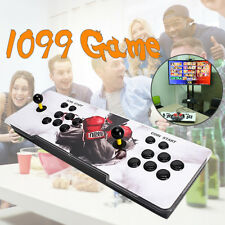 1099 In 1 Arcade Console Pandora's Box 6 Retro Video Fight Game Gamepad HDMI USB
