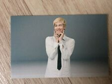 BTS 3rd Muster ARMY Fan meeting Special Official Heart Photo card - Rap Monster