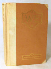 "1927 Charles A. Lindbergh Signed Limited Edition Autobiography ""We"""