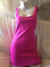 SUPRE TRADE MARK DRESS MAGENTA  sz M BNWT free post E73
