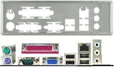 ATX Blende I/O shield Asus P5B-VM SE #304 OVP NEU io P5SD2-VM P5KPL-VM P5LD2-C