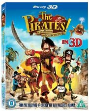 The Pirates! In An Adventure With Scientists (3D Blu-ray, 2012) * NEW & SEALED *