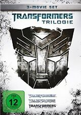 Transformers Trilogie - Shia LaBeouf  Megan Fox - 3 DVD's/NEU/OVP