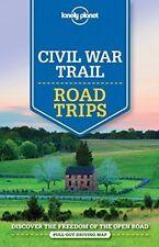 Lonely Planet Guerra Civil Trail viajes por Michael Grosberg, Lonely Planet,...