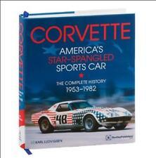 CHEVROLET CORVETTE-America Star Spangled i proprietari di auto sportive MANUALE MANUALE