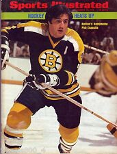 Sports Illustrated 1973 Boston Bruin's Phil Esposito NL