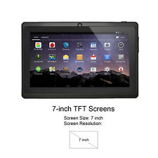 """7"""" Android 8.1 tablet PC 1024 * 600 Quad core Dual Cameras WIFI 8GB 1GB for kids"""