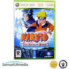 Naruto 2: Broken Bond (Xbox 360) **IN A BRAND NEW CASE!**