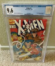 X-Men #4 CGC 9.6 1st Appearance Of Omega Red (White Pages)