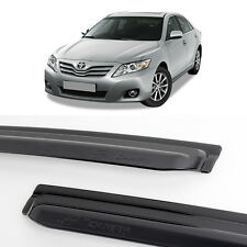 Smoke Sun Window Visor Vent Rain Wind Guard 4p For 2006-2011 Toyota Camry