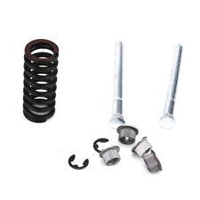 2pc Front Rear Car Door Hinge Pin Spring Bushing Kit for Chevrolet 94-04 S10 S15