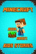 KIDS STORIES BOOK ABOUT MINECRAF