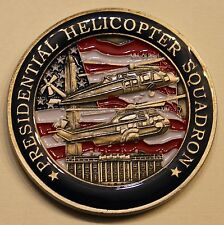 Presidential Helicopter Squadron Marine 1 HMX-1 Marine Challenge Coin