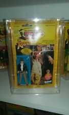 KENNER INDIANA JONES VINTAGE FIGUR THIS SALE IS FOR ACRYLIC CASES ONLY NO TOYS