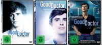 The Good Doctor : The Complete Series Seasons 1-3 (DVD, 14-Disc Set) Brand New