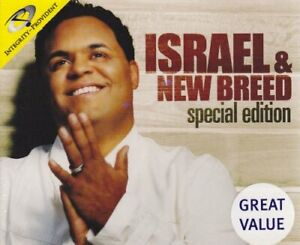 Israel & New Breed - Special Edition - Israel & New Breed CD YAVG The Cheap Fast