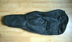 Padded Cello case / bag, 1/2 size