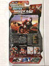 WRECK GAR Transformers United UN-18 Takara Tomy Unopened/Sealed USA Seller