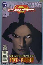 Superman: Man of Steel #124 2002 Mark Schultz Josh Wood Lanning John Cassaday DC