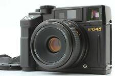 【MINT】 Bronica RF645 Medium Format Camera Zenzanon 65mm F/4 From JAPAN #490