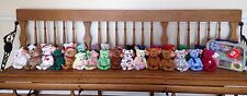TY Beanie Babies - Mixed Lot of 30 Teddy Bears - Retired - 1994 to 2000