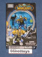Mega Bloks World of Warcraft Colton 91001 New