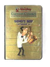 Disney's Best The Fabulous 50's Rare Gold Clamshell BETA
