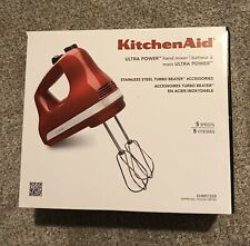 Kitchenaid Handheld Electric Mixers For Sale Ebay