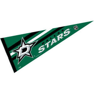 Dallas Stars Logo Pennant