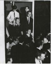 Photo Pouliopoulas Presse Argentique Jackie Kennedy 1968
