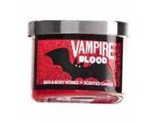 Bath & Body Works Mini Candle Halloween Vampire Blood