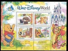 SPECIAL LOT Canada Disney - Winnie The Pooh Souvenir Sheet - 1995  MNH