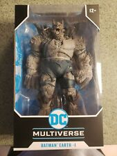 McFarlane Toys Batman Earth-1 Dark Nights Metal Action Figure DC Multiverse